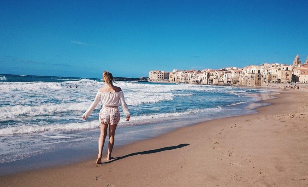 Przepiękne Cefalu na Sycylii