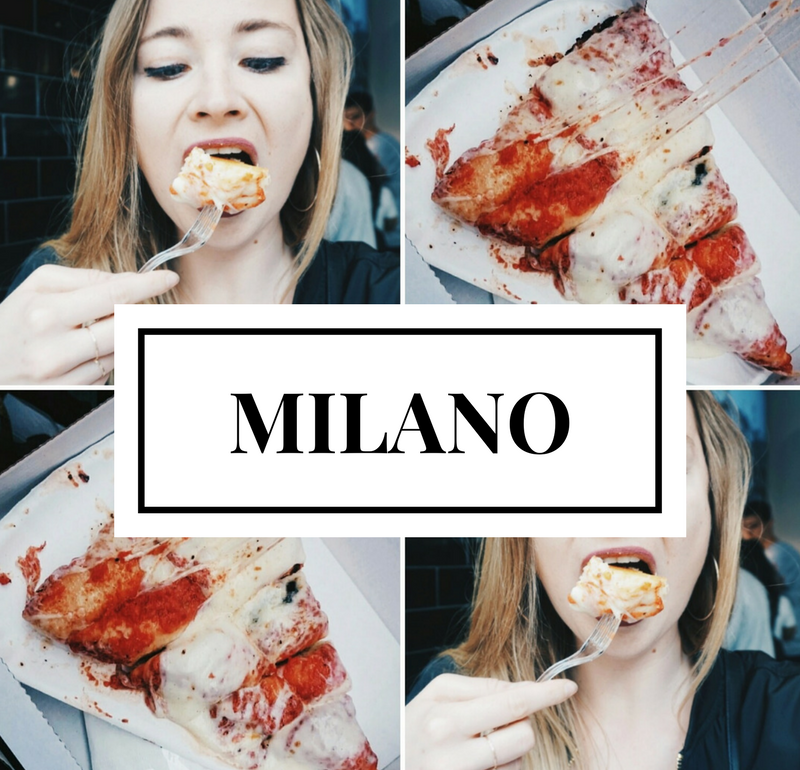 Milan - what to see and where is the best pizza?