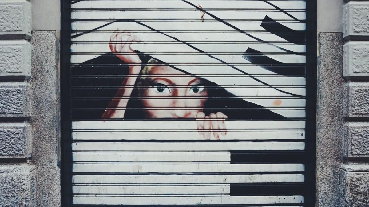 Street-art in Milan