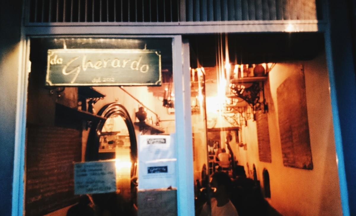 Da Gherardo in Florence