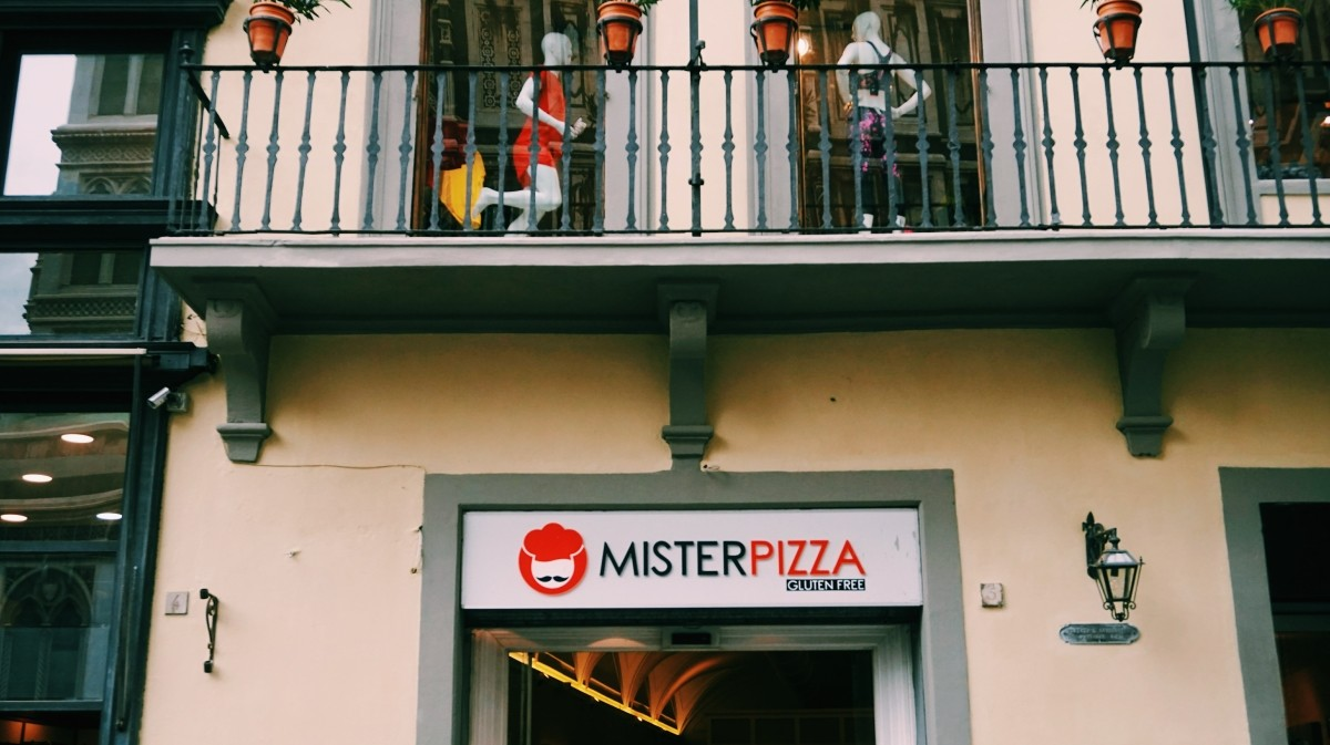 Mister Pizza in Florence