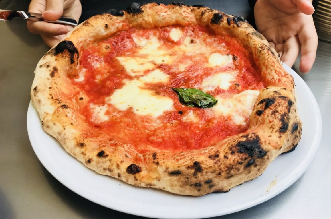 My guide about best pizza in Florence