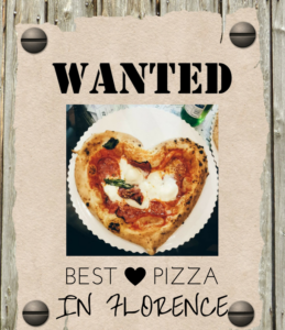 Where is the best pizza in Florence?