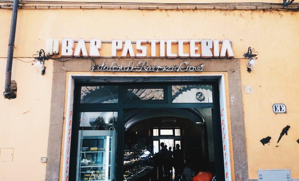 Bar Pasticceria I dolci di Patrizio Cosi we Florencji