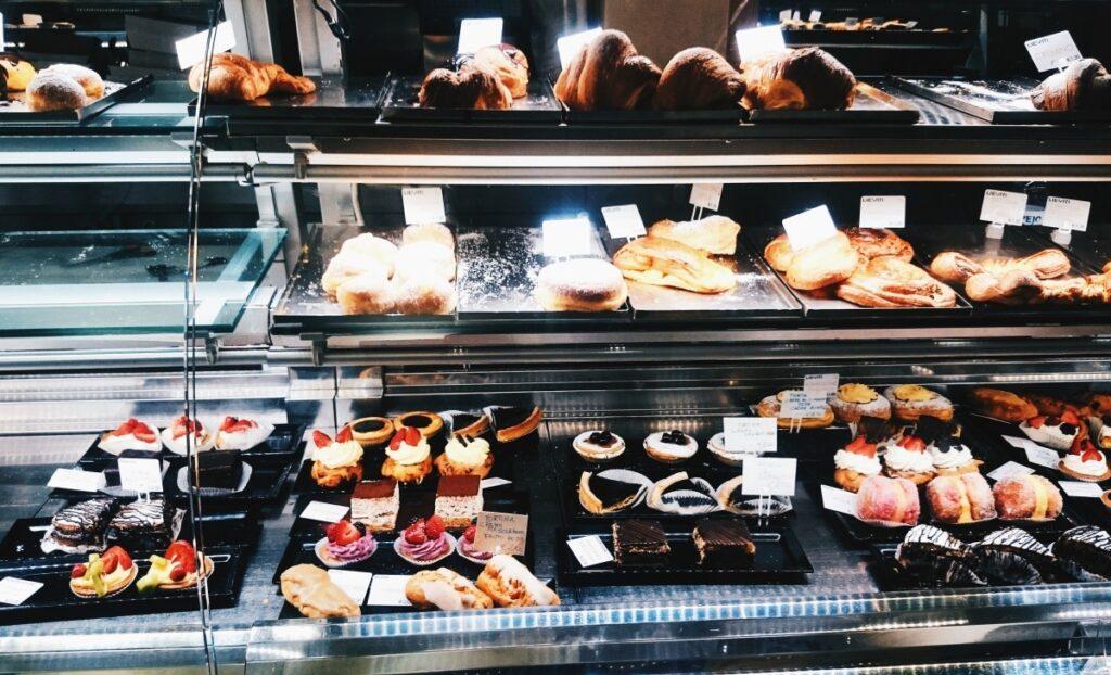 Słodycze w I dolci di patrizio cosi we Florencji