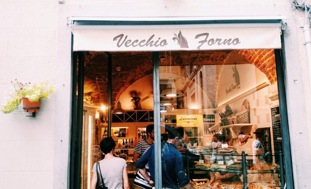 Piekarnia Vecchio Forno we Florencji
