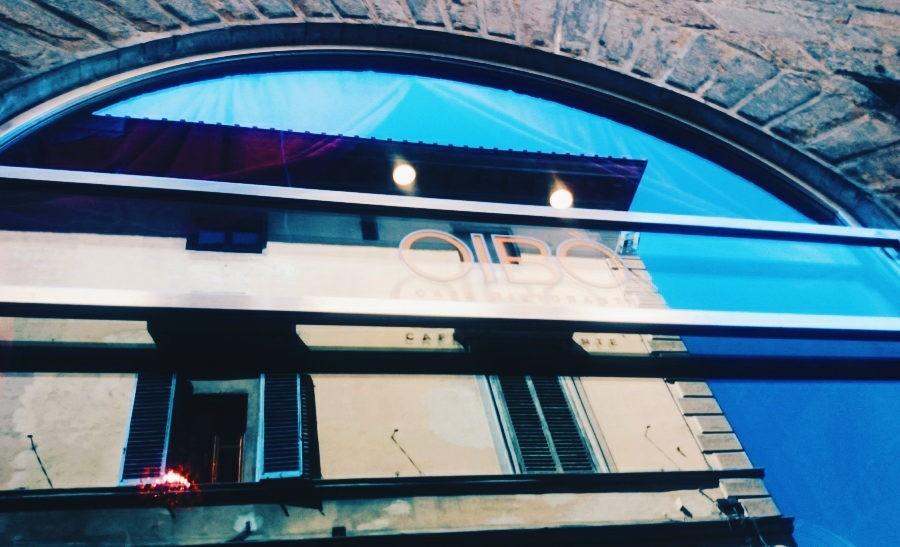 Restauracja Oibo we Florencji