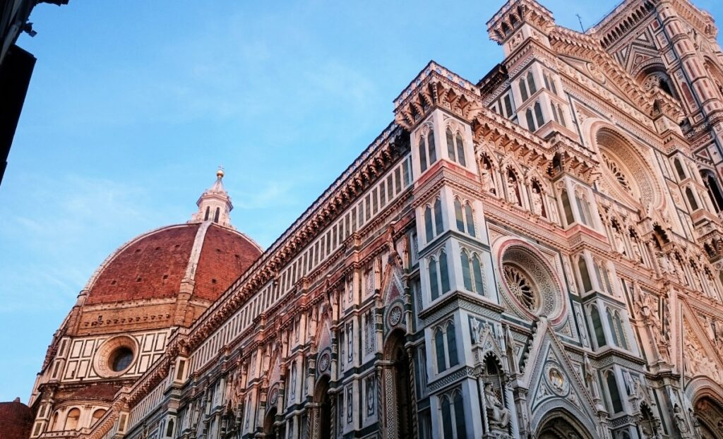 Photo of the Cathedral Santa Maria del Fiore in Florence
