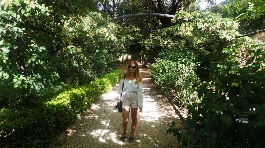 giardino bardini we florencji
