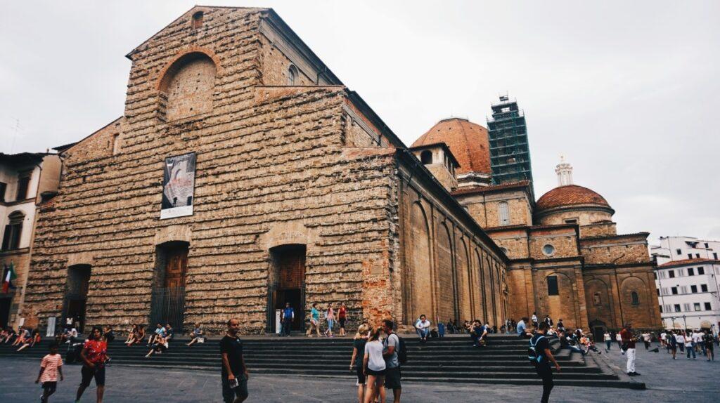 Basilica San Lorenzo in Florence