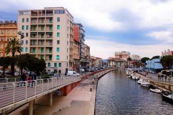 Port w Viareggio