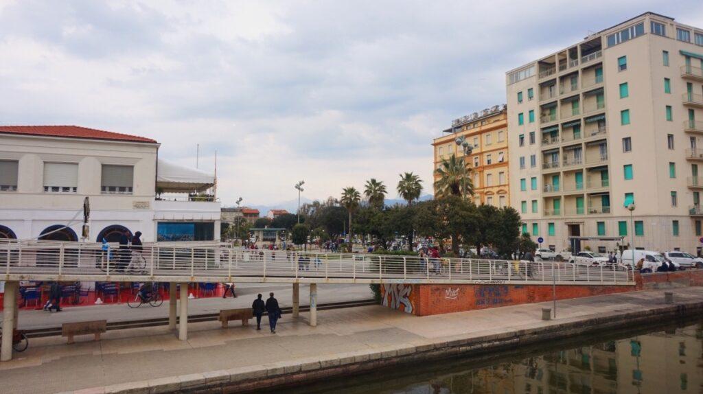 Port in Viareggio