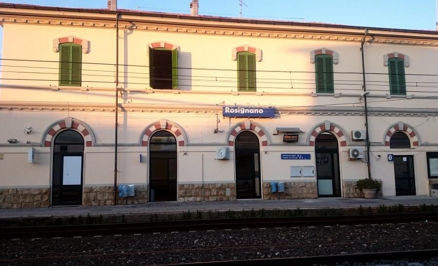 Rosignano - railway station