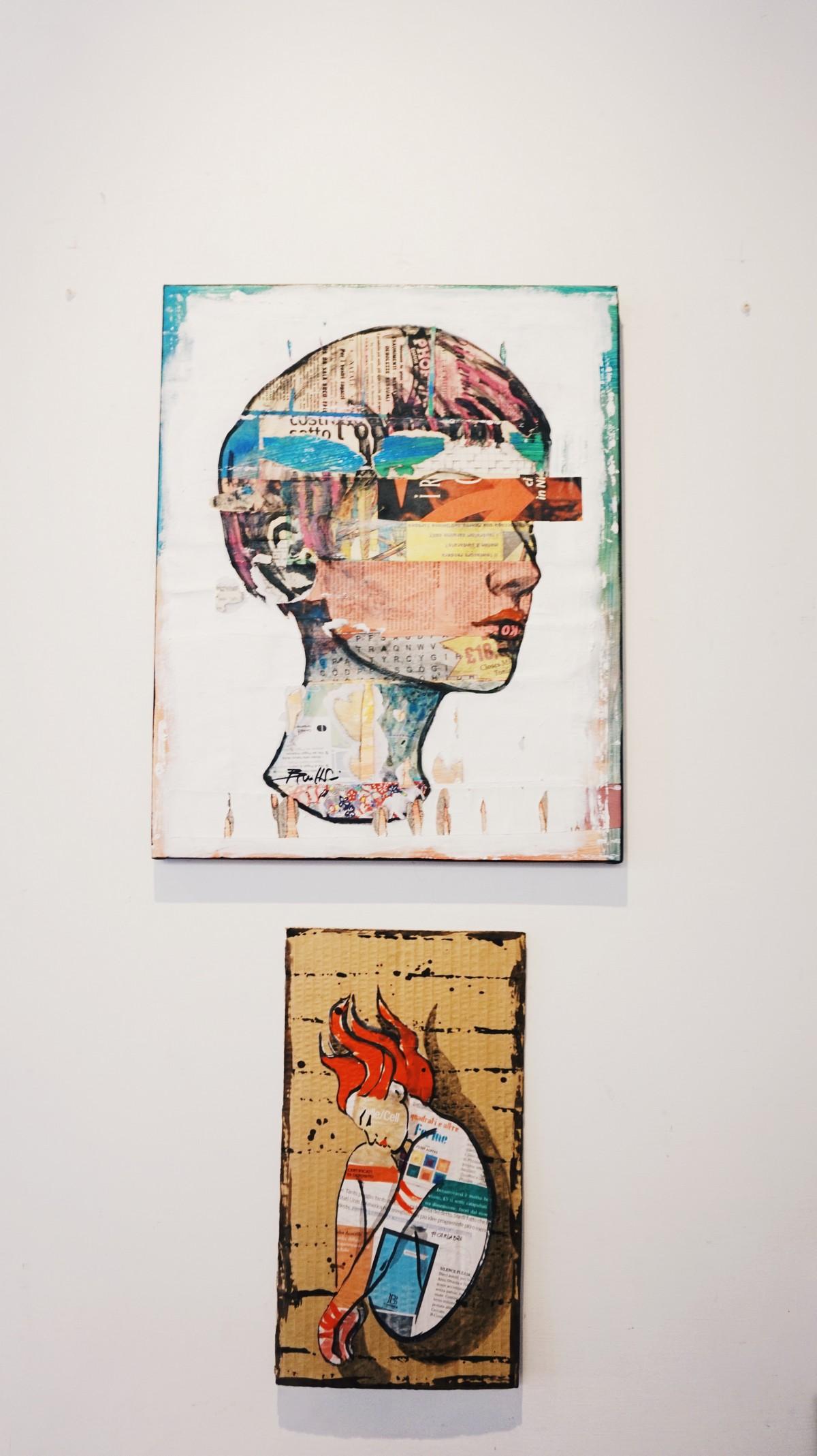 Obrazy Carli Bruttini
