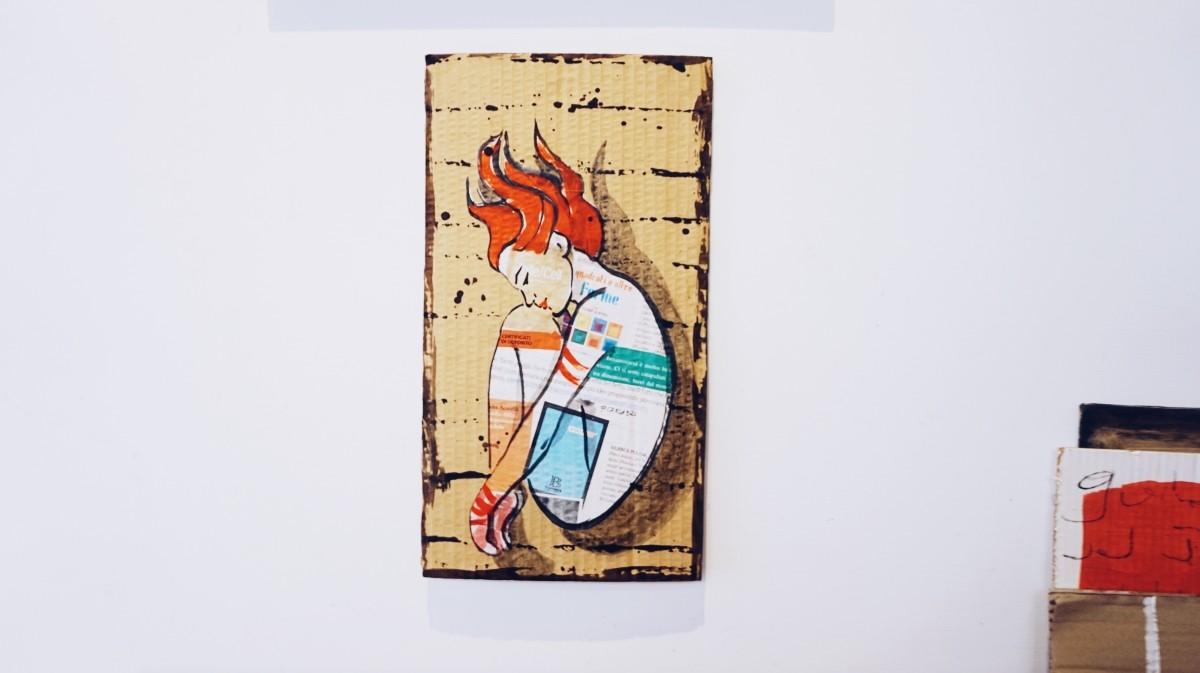 Shaman - art of Carla Bruttini