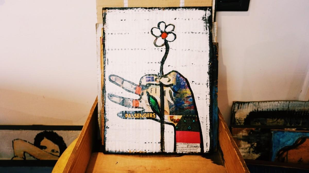 Work of Carla Bruttini - Kindness