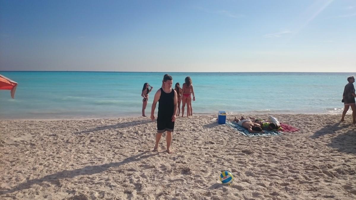 Plaża w Rosignano