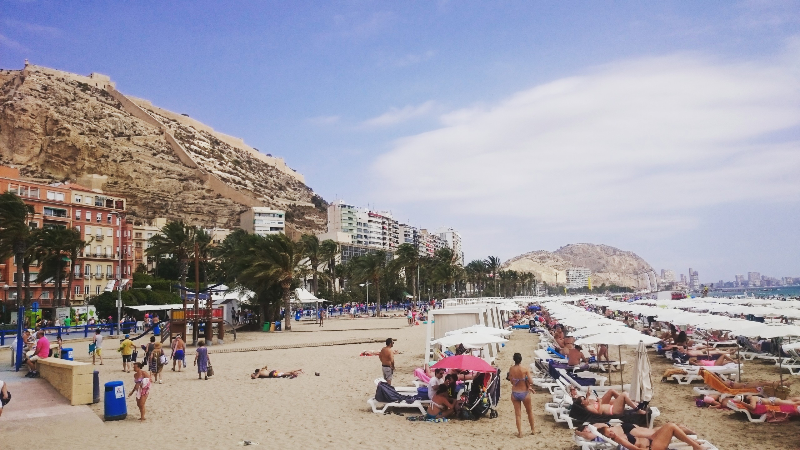 Trip to Alicante, International Internship