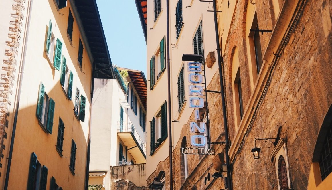 Why to go to Florence?