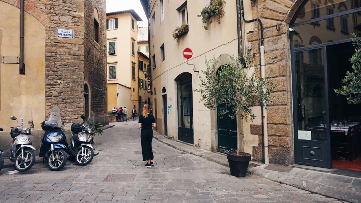 Pizzagirlpatrol we Florencji