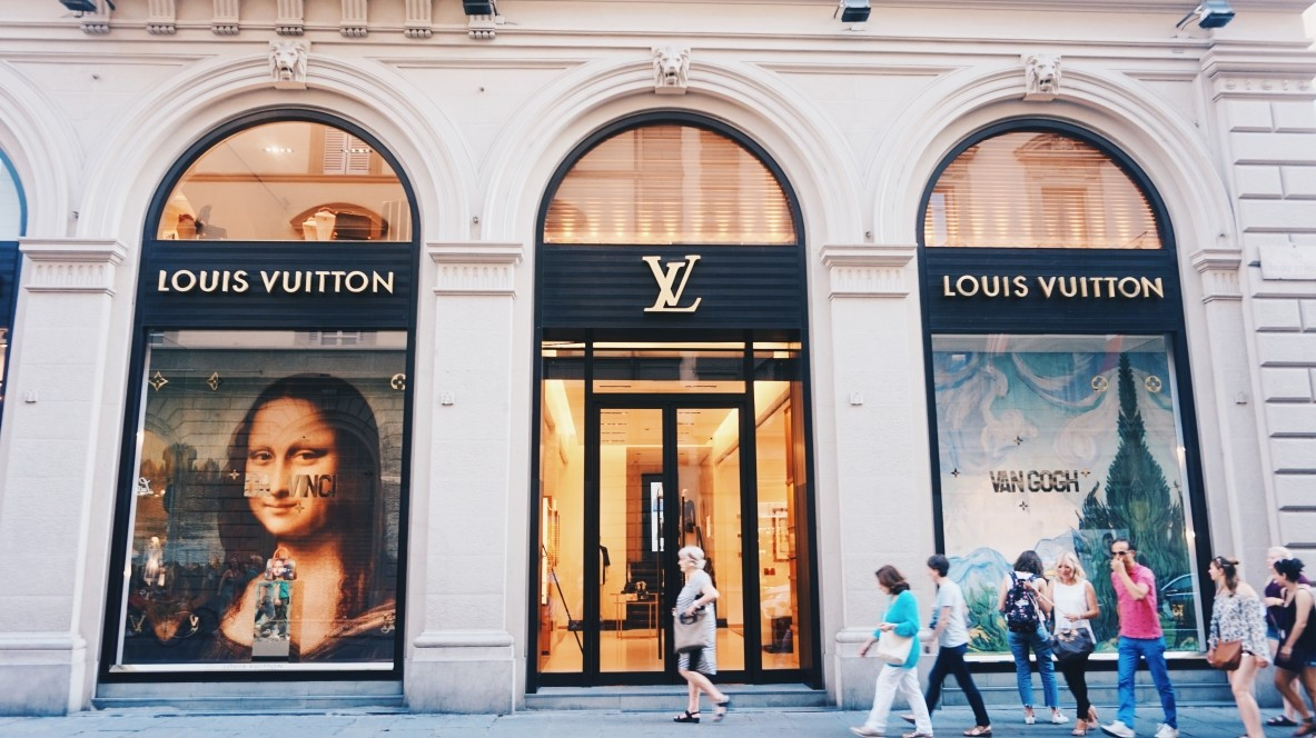 Louis Vuitton in Florence