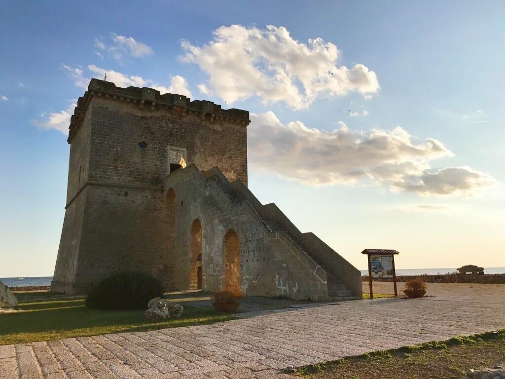 Torre Lapillo w Apulii