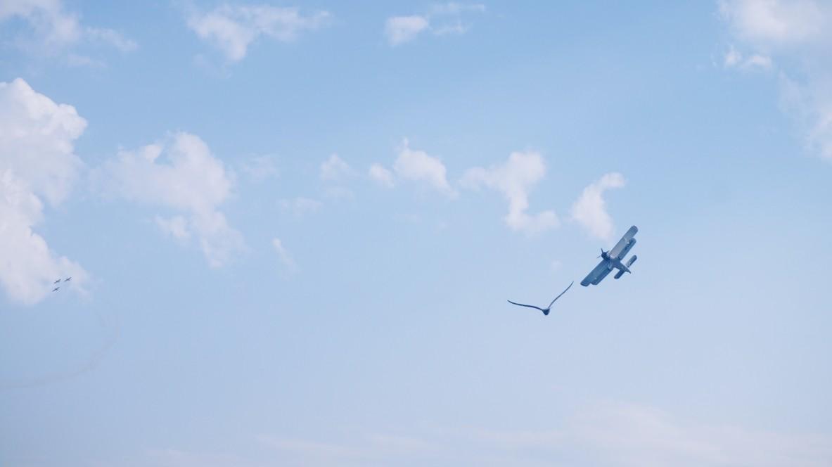 Pokazy lotnicze Aerobaltic 2017 w Gdyni