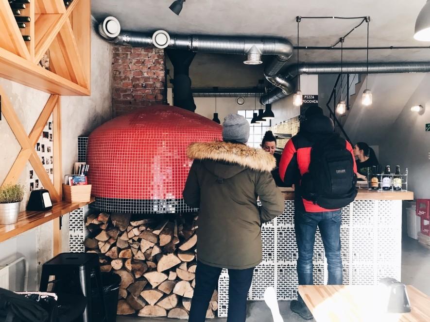 Pizzeria Czerwony Piec w Gdyni