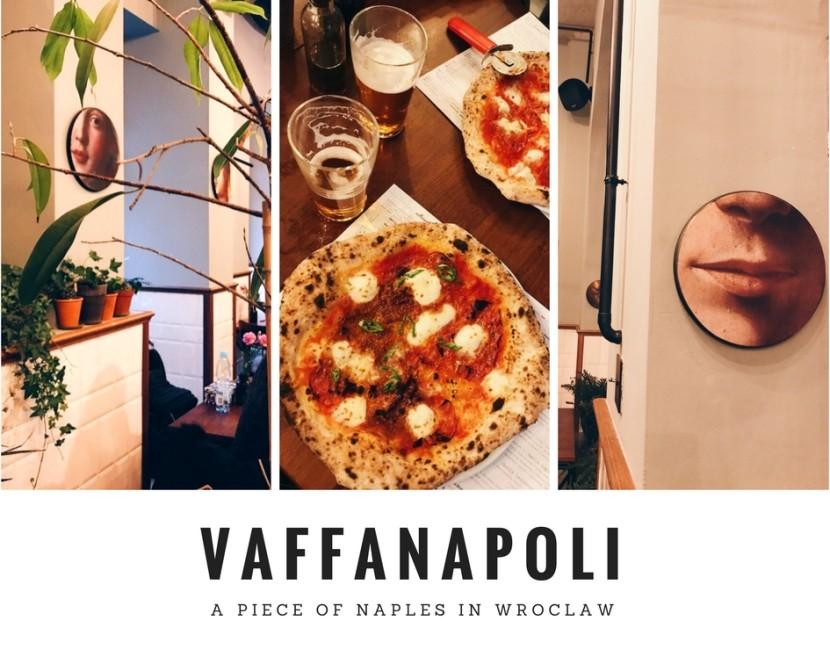 Neapolitan pizza in Wrocław