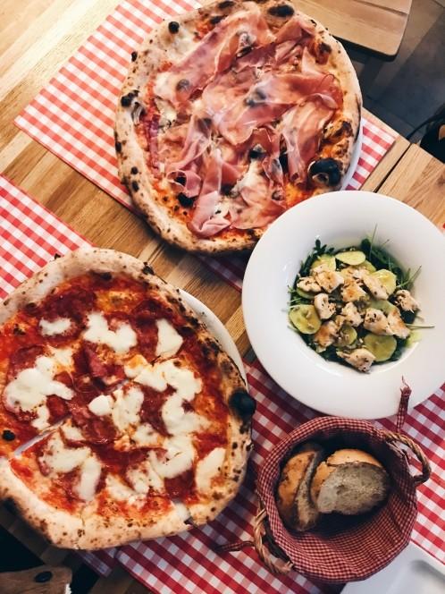 Pizza neapolitańska w Gdyni - pizzeria Da Francesco