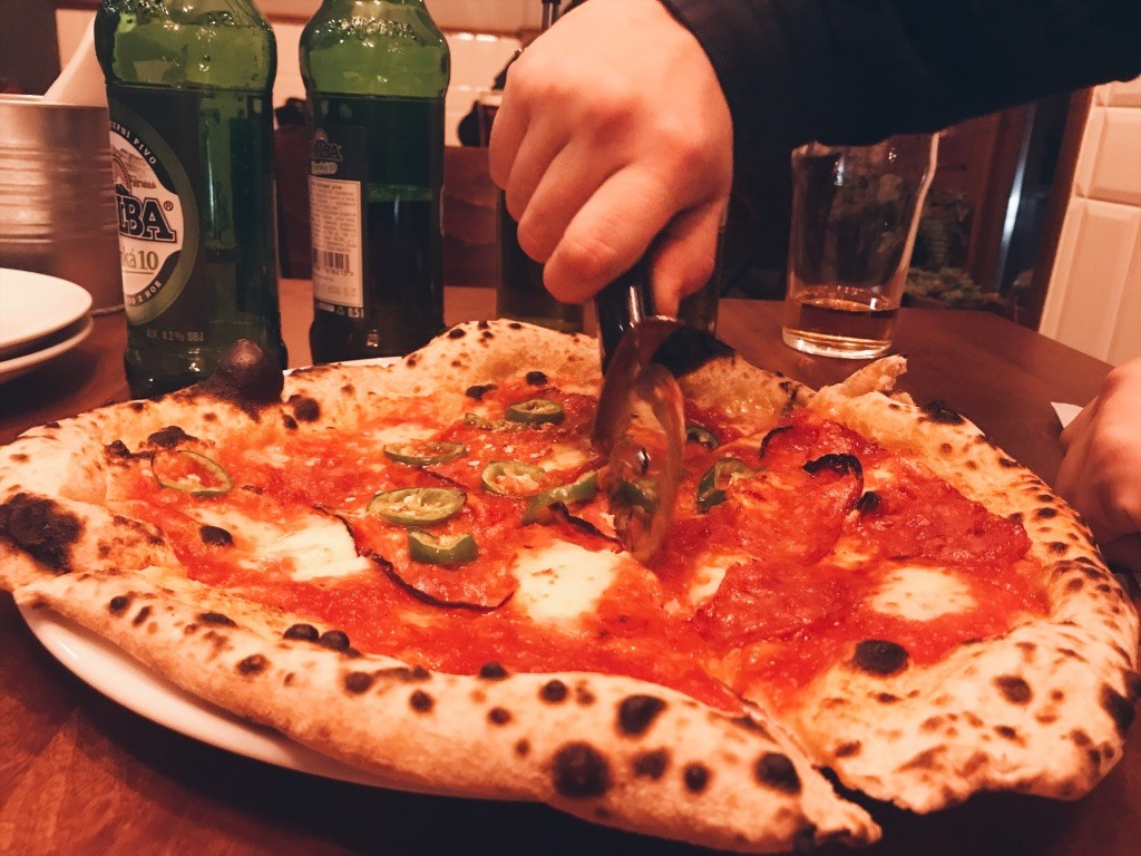 Pizza neapolitańska we Wrocławiu - Vaffanapoli