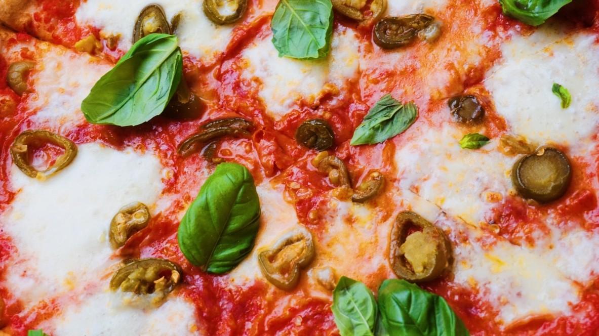 Margherita Klasyczna Włoska Pizza We Wrocławiu