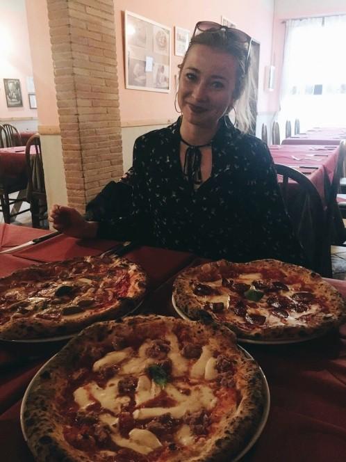 Moja ulubiona pizza w Pizie