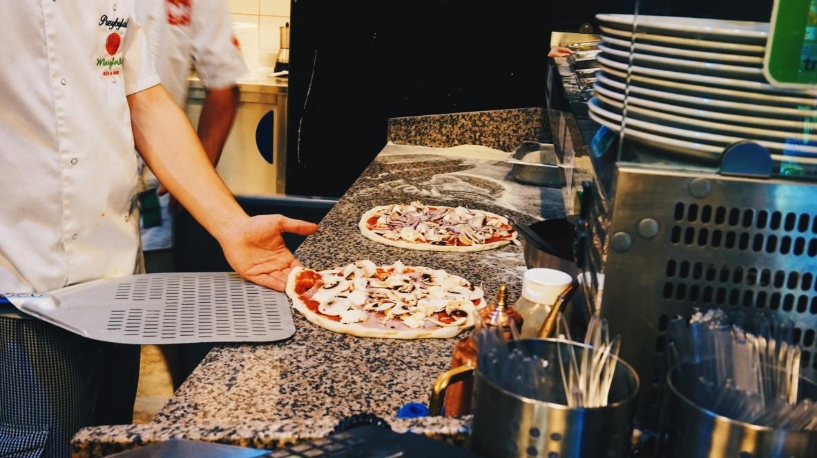 Najlepsza pizza we Wrocławiu