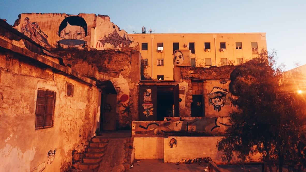 Street art w Palermo - Ballaro'