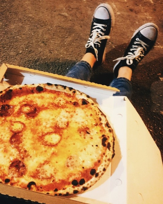Pizzeria Frida w Palermo