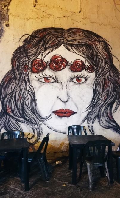 street-art w Palermo, Vucciria