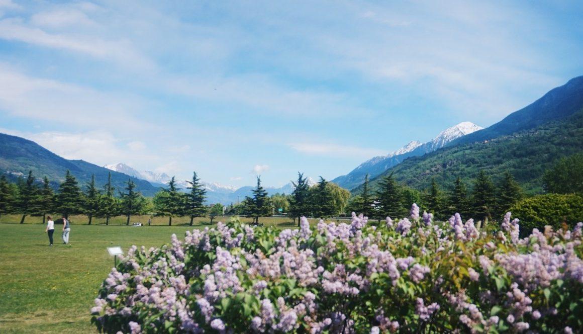 Aosta we Włoszech