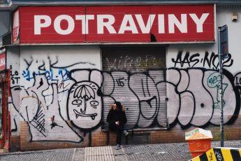 Zizkov w Pradze - hipsterska dzielnica