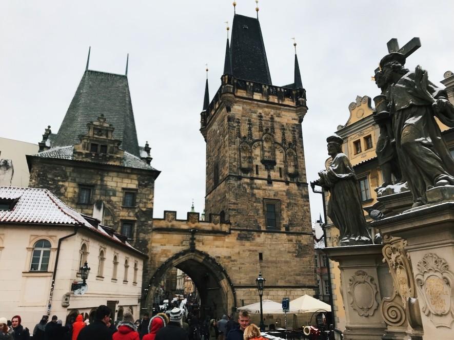 Mala Strana w Pradze