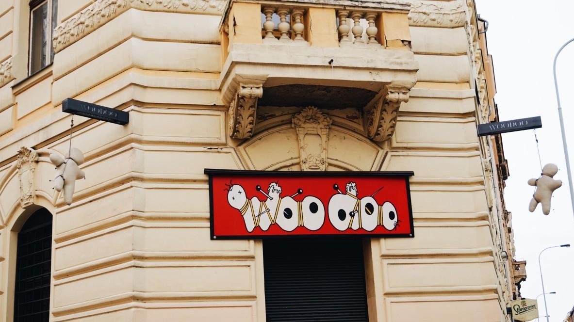 Dzielnica Zizkov - Praga