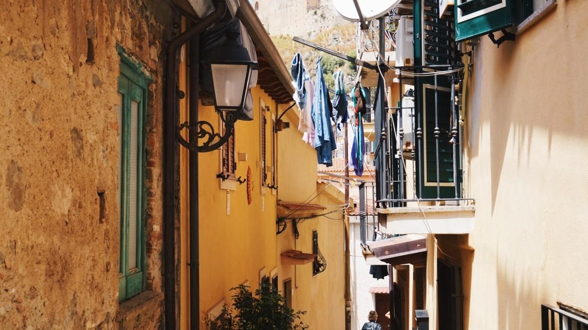 Pizzo Calabro - typowe Włochy