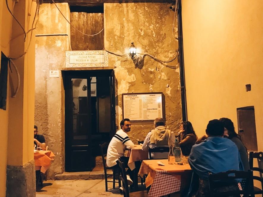 Forno Vecchio w Tropei