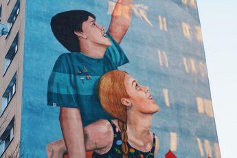 Gdańskie murale - street-art w Trójmieście