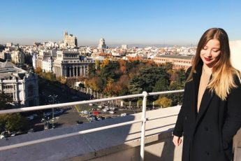 Why is Madrid my favourite capital city?