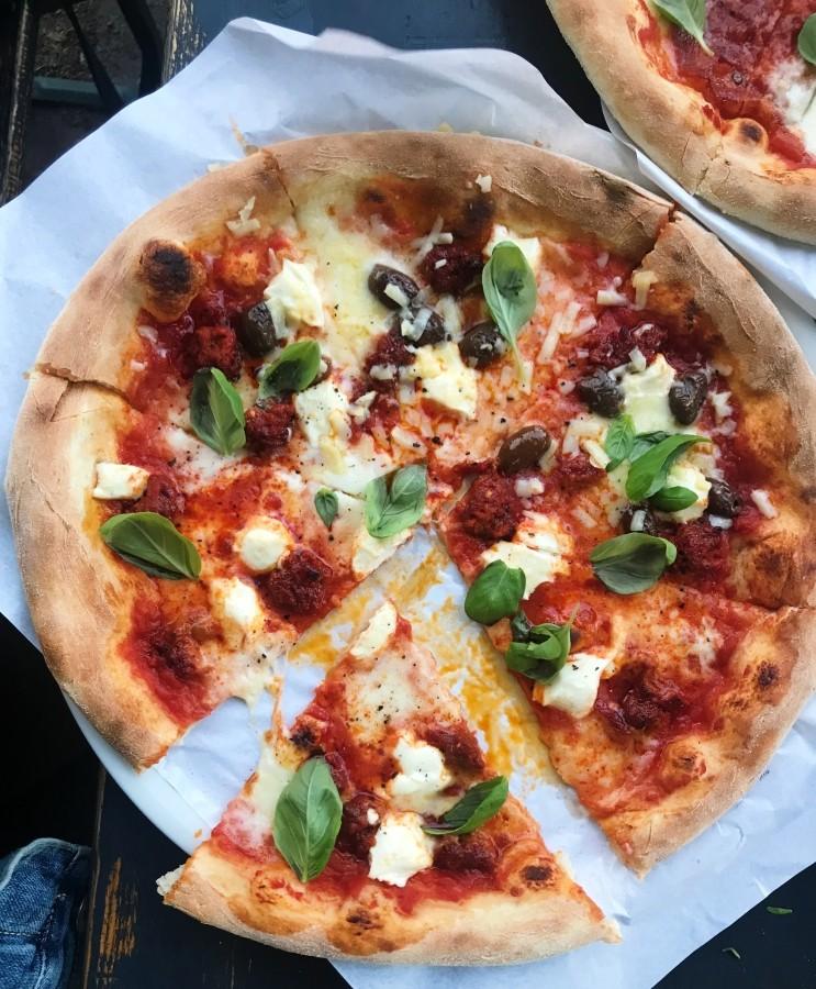 Pizza z Ndują we wrocławskim Pizza Pany