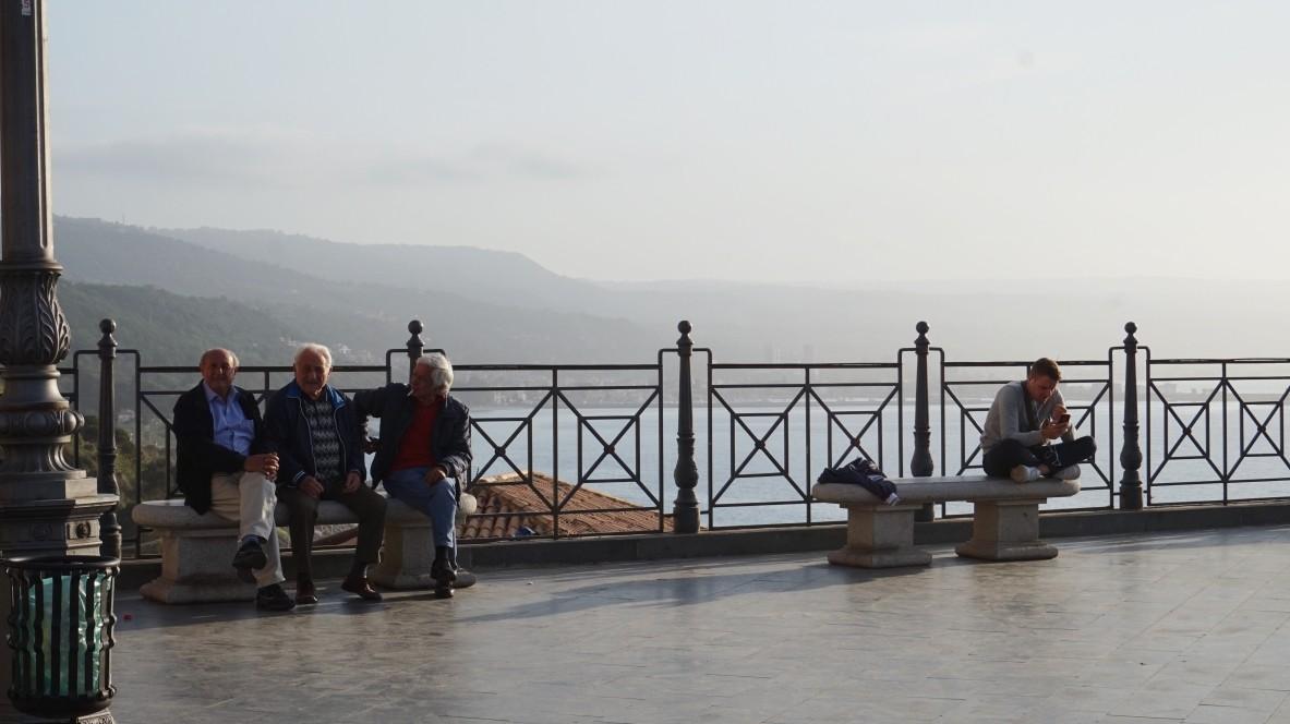 Nonni in Italy