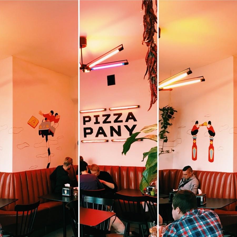 Pizzeria Pizza Pany we Wrocławiu