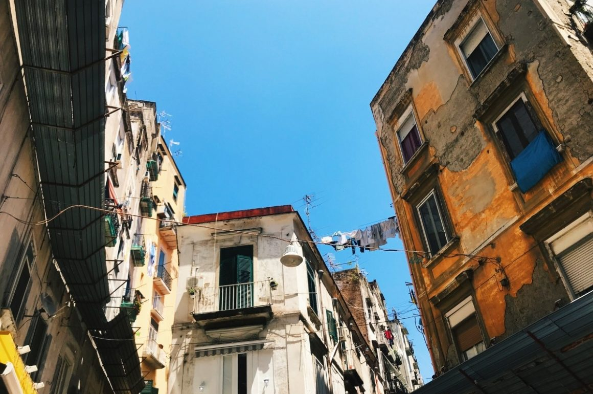 Naples - the city of contrasts
