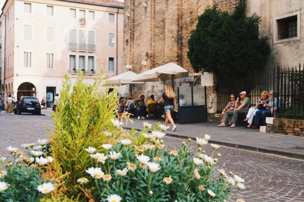 Treviso in Italy
